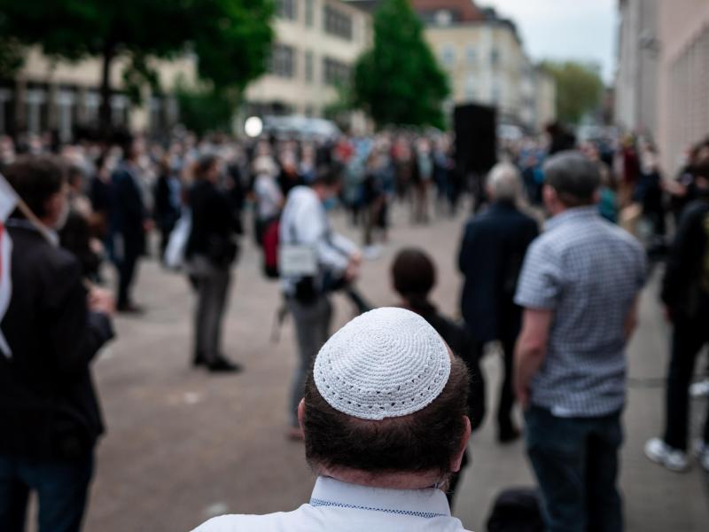 Scharfe Kritik an antisemitischen Übergriffen