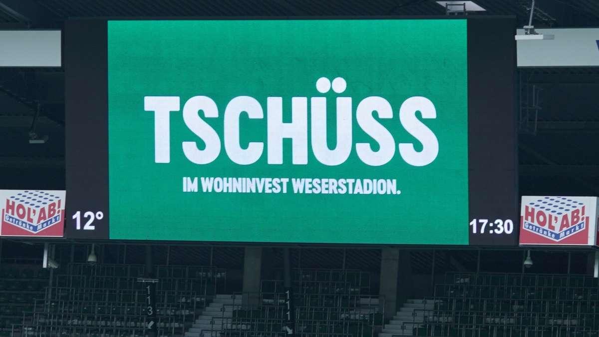 Werder Abstieg 2021