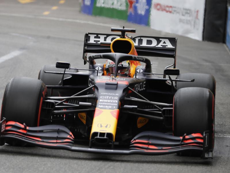 Fuhr im ersten Baku-Training die schnellste Zeit: Max Verstappen.