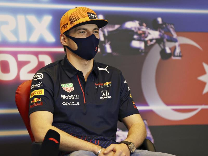Vom Jäger zum Gejagten:Red-Bull-Pilot Max Verstappen.
