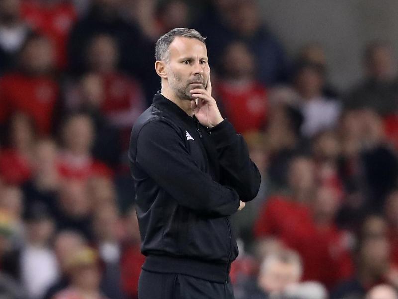 Wales muss bei der EMohne Trainer Ryan Giggs auskommen.