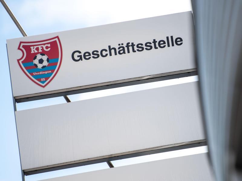 Der KFCUerdingen bekommt keine Lizenz für die 3. Liga und muss absteigen.