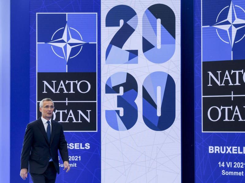 Bei der Nato rückt China stärker in denFokus