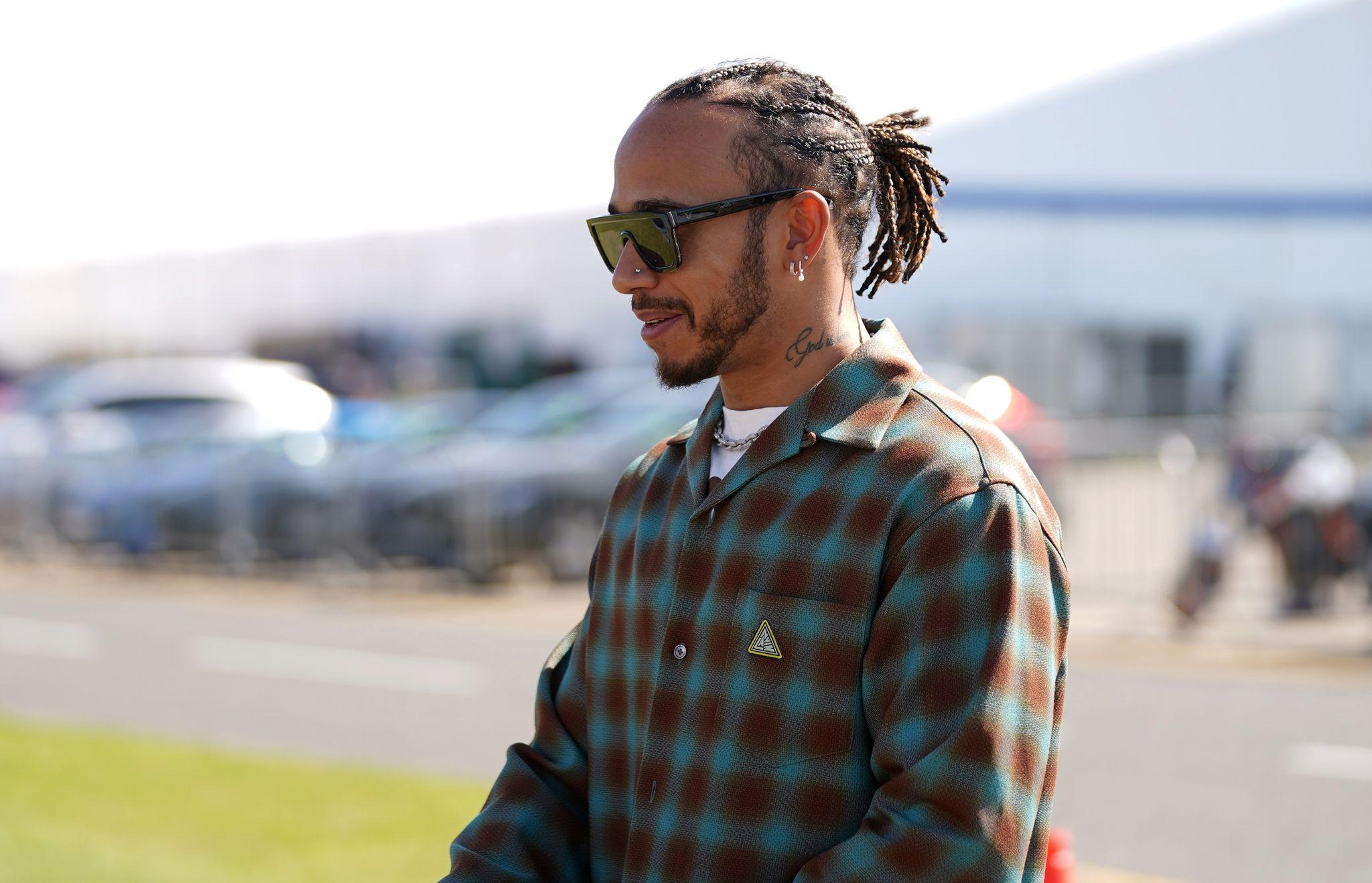Wurde während und nach dem Formel-1-Rennen in Silverstone mehrfach in den Sozialen Medien rassistisch beleidigt: Lewis Hamilton.