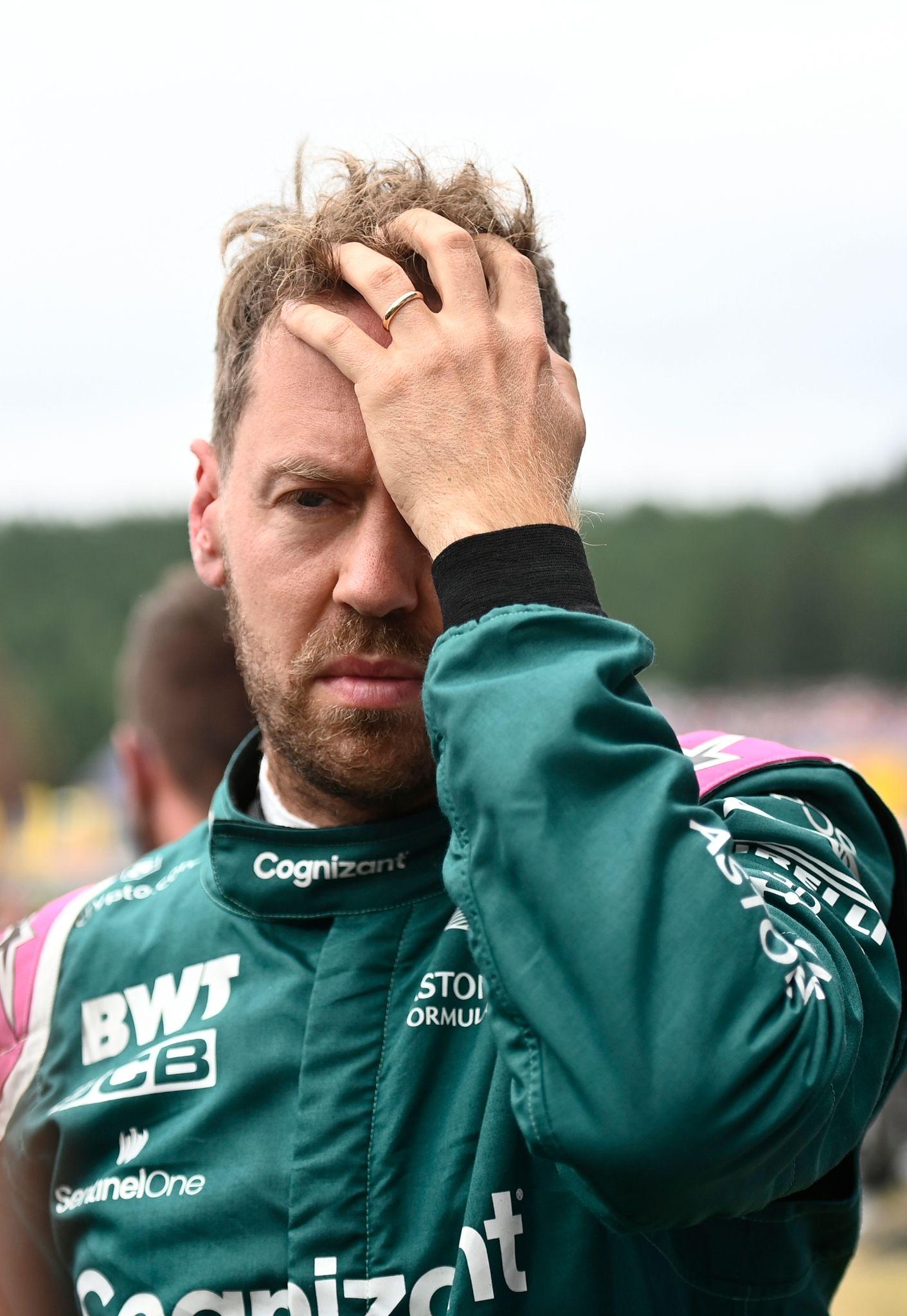 Räumt oft noch an der Rennstrecke auf: Sebastian Vettel ist das Thema Umweltschutz wichtig.