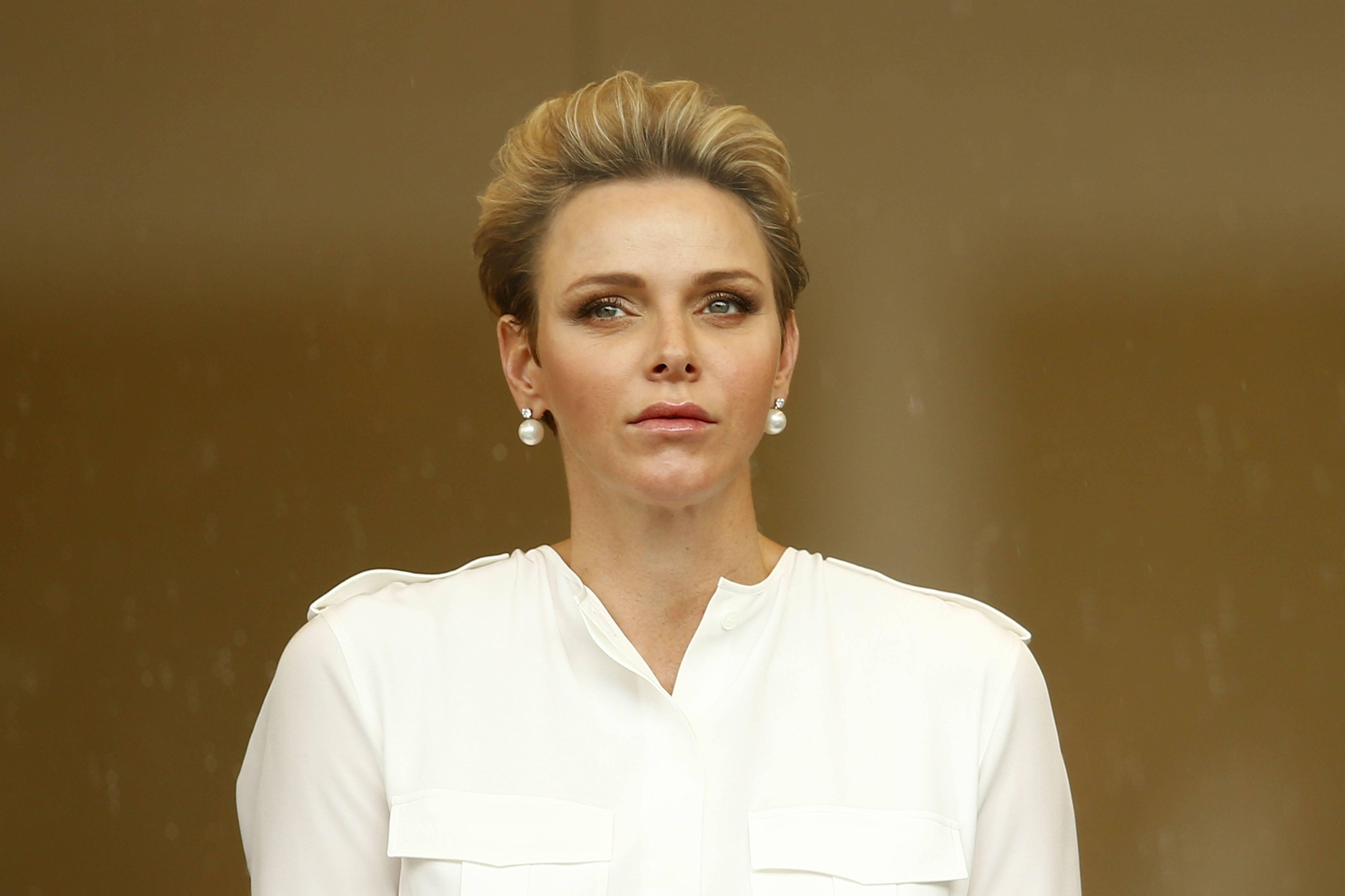Fürstin Charlène von Monaco - Palast gibt traurige Nachricht bekannt