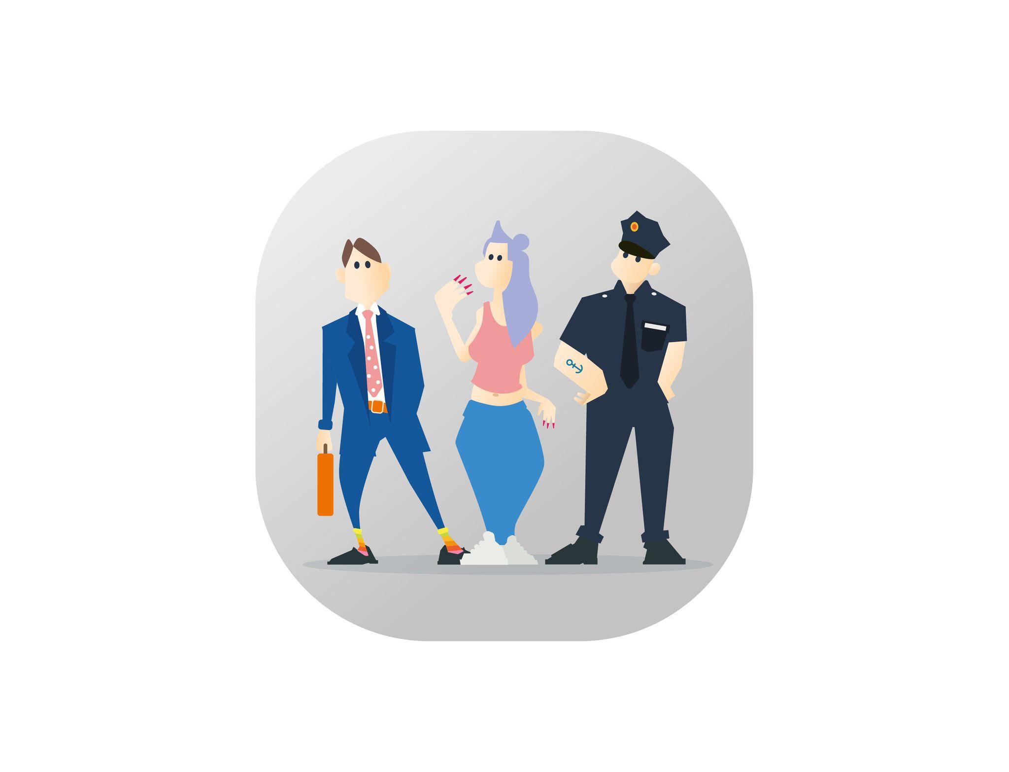 Kleidung, Tattoos, Haare: Wann darf Arbeitgeber mitreden?
